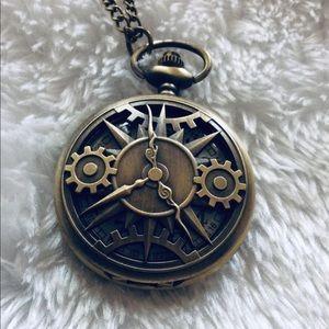 Vintage steampunk Pocket Watch